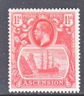 Ascension Island  12  * - Ascension