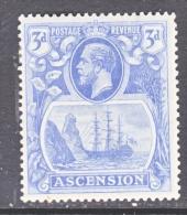 Ascension Island  14  * - Ascension