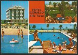 VILLA ROSA Hotel CORALLO Abruzzo Teramo 1988 - Teramo