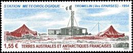 T.A.A.F. // F.S.A.T. 2014 - Station Météo De Tromelin En 1954 - 1val Neufs // Mnh - Terres Australes Et Antarctiques Françaises (TAAF)
