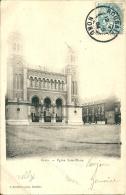 59 CROIX  -  église  Saint  Pierre - France