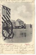 BELGIQUE - OSTENDE - LES BAINS DE MER EN 1903 - Belgium