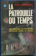 No PAYPAL !! : Poul Anderson La Patrouille Du Temps , Éo Sf Fantastique Marabout Géant  232 ©.1960 TTBE++ - Marabout SF
