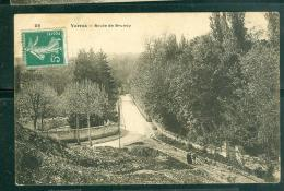 N°28   Yerres -   Route De   Brunoy  ( Semble à Ce Jour Inédite Ainsi Sur Delcampe )   Dak126 - Yerres