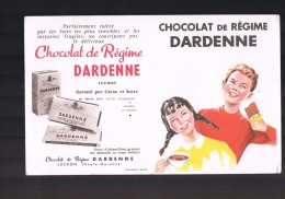 Chocolat De Régime DARDENNE . - Cocoa & Chocolat