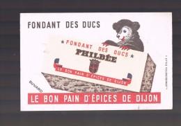PHILBEE . Pain D'épice De Dijon . - Pain D'épices