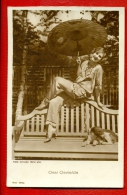 "OSSI OSWALDAS # 3551/1 PUBLISHER ""ROSS"" VINTAGE PHOTO POSTCARD W292 - Actors"