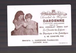 Chocolat DARDENNE . - Chocolat