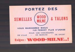 Semelles & Talons . Wood - Milne . - Papel Secante