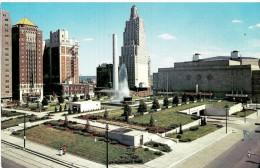 Kansas Cituy - Missouri.Auditorium Plaza Garage And Park. - Kansas City – Missouri
