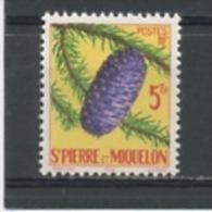 SPM:  PICEA - N° Yvert 359** - Nuevos