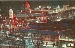 Kansas City - Missouri.The Country Club Plaza At Christmas Time. - Kansas City – Missouri