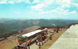Autres.Pikes Peak, Cog Train At Summit Terminal Pikes Peak. - Etats-Unis