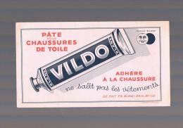 Pâte Pour Chaussures De Toile . VILDO . - Shoes