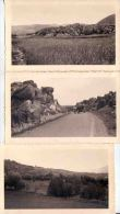 TARGASSONNE1938 - Plaatsen