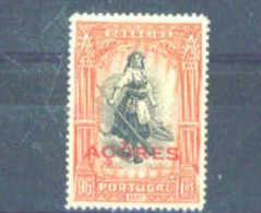 AZORES - 1927 96c MM - Açores
