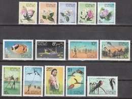 Nauru   Scott No. 91-104   Mnh   Year  1973 - Nauru