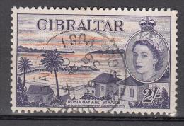Gibralter   Scott No. 142   Used - Gibraltar
