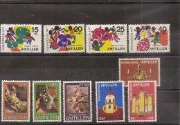 ANTILLES NEERLANDAISES / NEDERLANDSE ANTILLEN  **1977/1980      (ref 984 ) - Curaçao, Antilles Neérlandaises, Aruba
