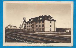 ENSISHEIM    Mines De Kali Ste Thérèse - France
