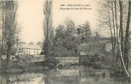 44 ORVAULT PAYSAGE DU BAS DU BOURG - Orvault