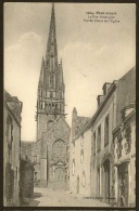 PONT CROIX Rue Pénanguer Eglise (Villard) Finistère (29) - Pont-Croix
