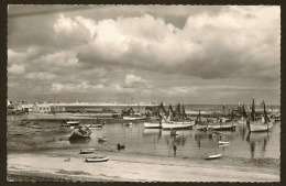 LESCONIL Le Port Et La Plage Des Sables Blancs (Pouillot Ehanno) Finistère (29) - Lesconil