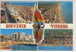Souvenier - VISERBA  - Veduta Multiple - Rimini
