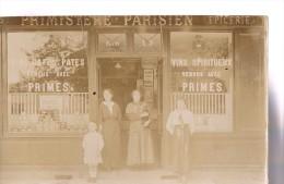 PRIMISTERE PARISIEN . Caret - Photo . - France