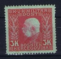 Österreichisch- Bosnien Und Herzegowina Mi. 82 MNH/**