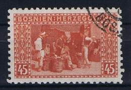 Österreichisch- Bosnien Und Herzegowina Mi 40 C Perfo 9,25, Used - 1850-1918 Imperium