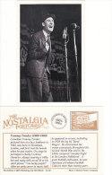 Postcard TOMMY TRINDER 1943 Comedian Cockney Entertainer Nostalgia Repro - Entertainers