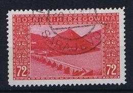 Österreichisch- Bosnien Und Herzegowina Mi 63 Stempel Sarajevo - 1850-1918 Impero