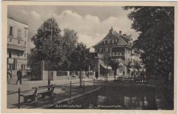 AK - Bad Wörishofen - Leute In Der Kneippstrasse 1941 - Bad Wörishofen