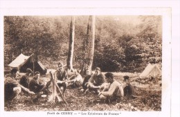 Forêt De CERISY . Les Eclaireurs De France . - France
