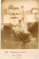 Carte Photo.17e Chasseurs à Pied.1907. - Régiments