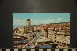 CP, Suisse, Lausanne Le Grand Pont Et Le Tour Bel Air N°9031 Edition BOVEY Et VUILLEUMIER - LU Luzern