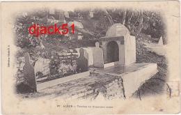 Algérie - ALGER - Tombes Au Cimetière Arazbe - Début 1900 - Alger