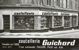 PUY-de-DOME  @@  COUTELLERIE GUICHARD  @@ - Thiers