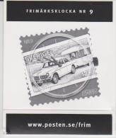 Sweden Stamp Watch - Briefmarken Uhr - Nr. 9 - Volvo Amazon  - 2010 - Andere