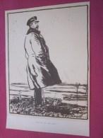 Dessin Caricaturiste-Satirique Humour Anglais Propagande Antiallem Guerre 39-45 Illustré C. Simpson-long Live Our King - 1914-18