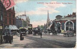 8744 - Clapham High Street & Electric Railway Station - London