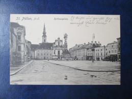 1915. ST. POLTEN /  AUSTRIA - St. Pölten