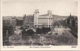 8753 - Barcelona Plaza Cataluna De Gracia - Barcelona