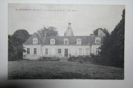 49 : Sermaise - Château De La Porte - Other Municipalities