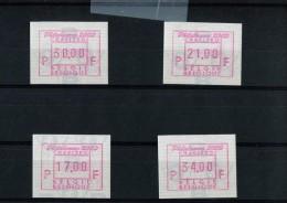 BELGIE POSTFRIS MINT NEVER HINGED POSTFRISCH EINWANDFREI MICHEL AUTOMAAT  43.1.C1 - Franking Machines