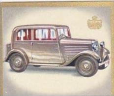 Garbaty Cigarette Card Cars Of Today No 23 Brennador C   4 Seat