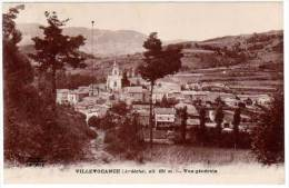 Villevocance - Vue Générale - France