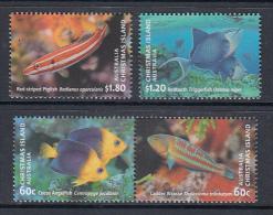 Christmas Island 2013 Fishes MNH - Poissons