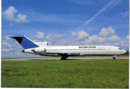 Thème -  Avion - OKC  A188 - Bemoair B 727 243 - Prague 1996 - 1946-....: Moderne